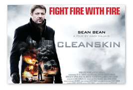 Clean Skin Movie Poster